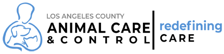 Logo Animal Care and Control Redefining Care